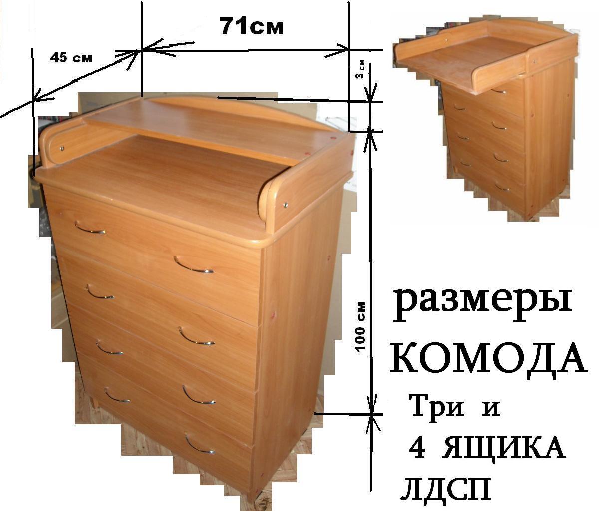 Схема сборки пеленального столика фото